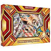 Pokemon - Charizard EX Box 2016 - Fire Blast