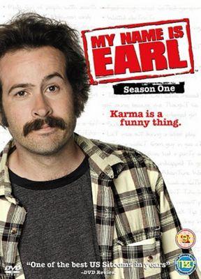 My Name Is Earl - Season 1 (DVD Boxset)