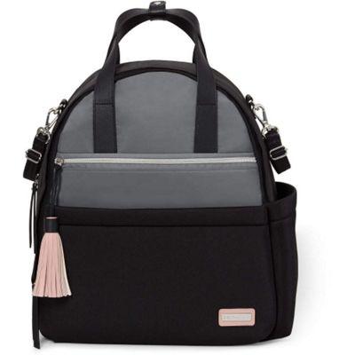 Skip Hop Nolita Neoprene Changing Backpack (Grey/Black)