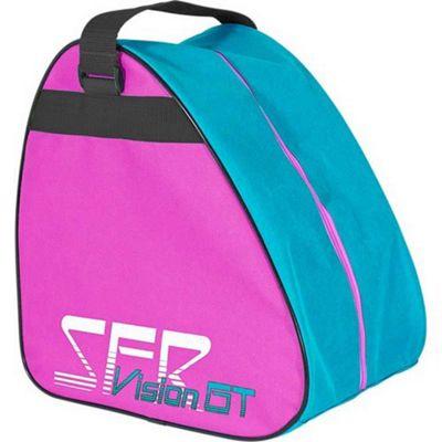 SFR Vision GT Skate Carry Bag - Pink/Blue
