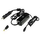 2-Power CAC0672B Auto Black power adapter/inverter