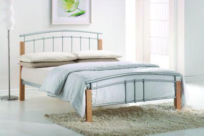 Altruna Tetras Bed Frame - Double (4' 6