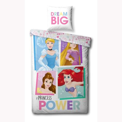 Disney Princess Brave Single Duvet Cover Set