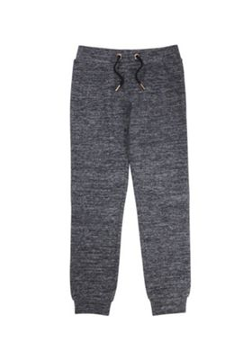 F&F Space Dye Joggers Charcoal 10-11 years