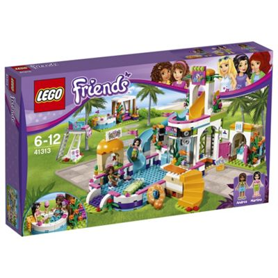 Lego Friends Heartlake Summer Pool 41313