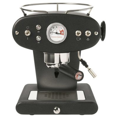 Francis Francis X1 Espresso Coffee Machine - Black