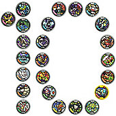 Yo-kai Watch Medal - Series 1 Mega Value 10 Pack (10x Random styles supplied)