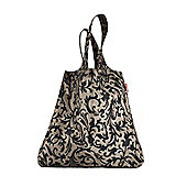 Reisenthel Mini Maxi Shopper Foldup Shopping Bag, Baroque Taupe AT7027