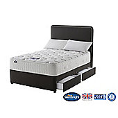 Silentnight Thornton Divan Bed, 2000 Pocket Memory