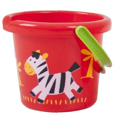 Gowi Toys Wild Animal Bucket (Zebra)