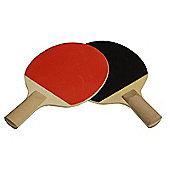 TekScore Table Tennis Bat Set