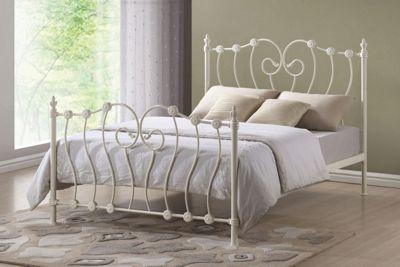 Altruna Inova Bed Frame - Double (4' 6