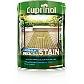 Cuprinol Anti Slip Decking Stain - Natural 5 Litre