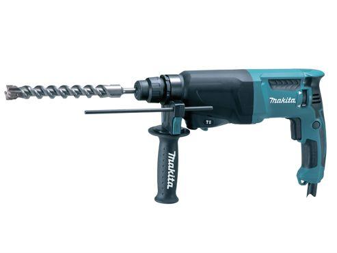 Makita HR2610 SDS+ Rotary Hammer 800 Watt 240 Volt