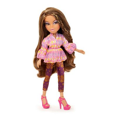 MGA Entertainment Bratz Desert Jewelz Yasmin Doll