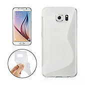 Samsung Galaxy S7 S Line Clear Gel Case For Mobile Phone