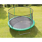 12ft JumpKing Combo Trampoline