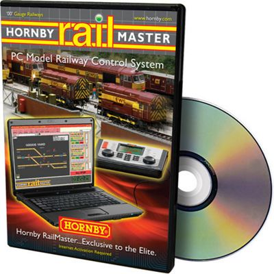 Hornby R8144 Railmaster - Connect The Elite To A Computer