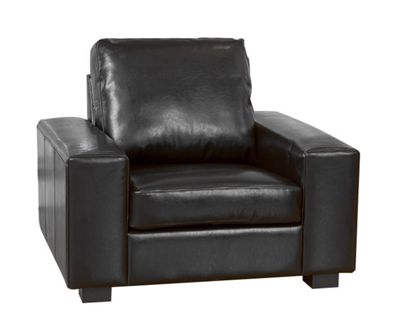 Sofa Collection Montada Armchair - 1 Seat - Black