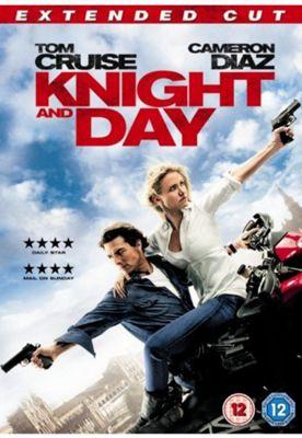 KNIGHT & DAY    DVD