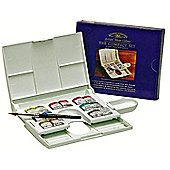 Winsor and Newton Artists Water Colour Paint Compact Set