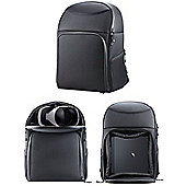 Navitech Rugged Black Backpack / Rucksack / Case For the PS4 Pro and the PSVR combination