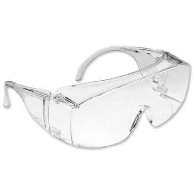 JSP Visispec Polycarbonate Clear Lens Protection Goggles