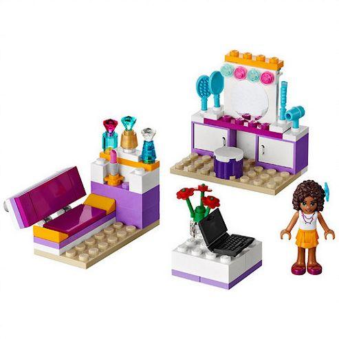 Lego Friends Andrea's Bedroom - 41009
