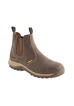 DeWALT RADIAL6B Radial Dealer Boot Size 6 - 39 - Brown