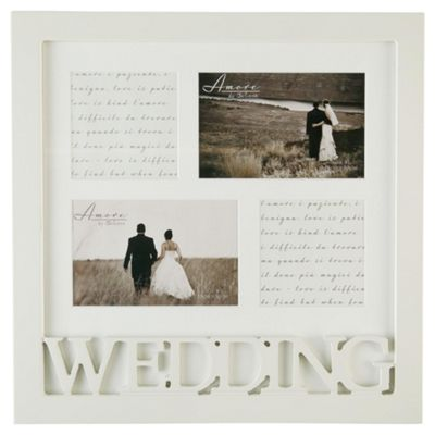 Wedding Photo Frame – 4 Aperture