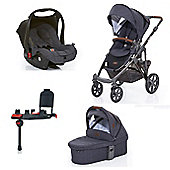 ABC Design Salsa 3 in 1 Isofix Travel System - Street