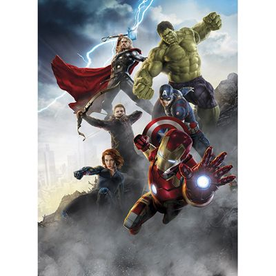 Marvel Avengers Avengers Age of Ultron Wallpaper Mural 184 x 254cm