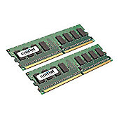 Kingston 2GB DDR2 800MHz PC2-6400 240-pin DIMM Memory Module
