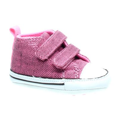 Converse First Star V Chateau Rose/Neon Shoe 805921