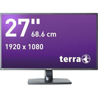 Terra LED 27 Inch Black PC Monitor