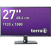 Terra LED 27 Inch Black PC Monitor