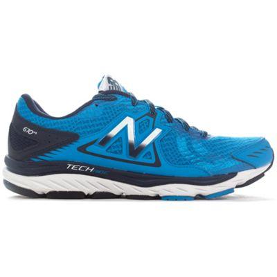 New Balance M670v5 Mens Running Fitness Trainer Blue/White - UK 7