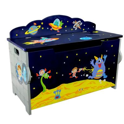 Fantasy Fields by Teamson Outer Space Toy Chest