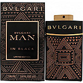 Bvlgari Man In Black Essence Eau de Parfum (EDP) 100ml Spray For Men