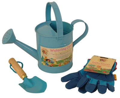 Little Pals Watering Can Kit for 3 yrs+ Blue