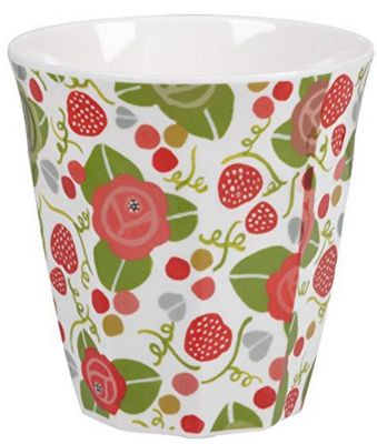 Churchill Strawberry Fayre Melamine Tumbler 200ml