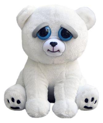 Feisty Pets Karl The Snarl Polar Bear