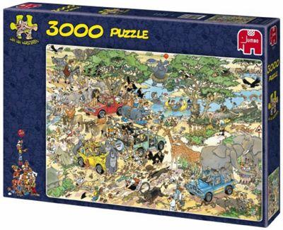 Safari - JVH 3000 Piece Puzzle