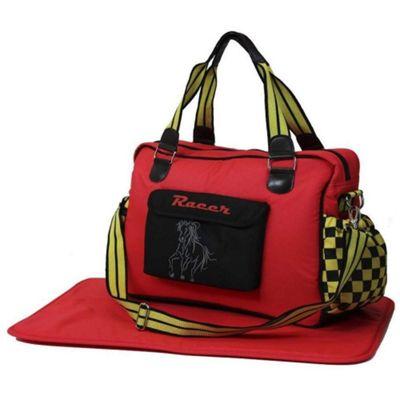 iSafe Luxury Changing Bag (Racer)