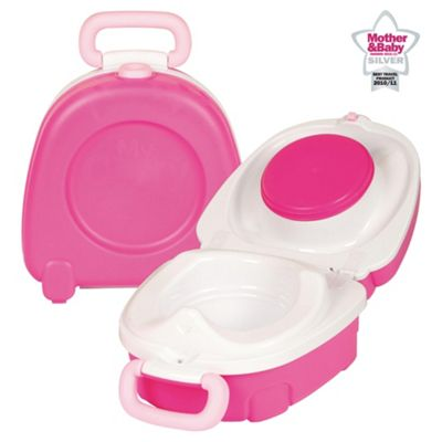 My Carry Potty pink