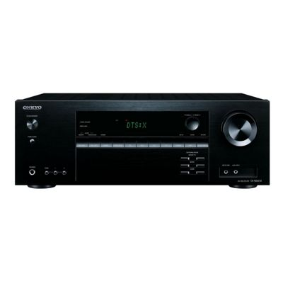 Onkyo-TXNR474-B 5.1 Channel AV Receiver in Black