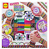 Alex Toys Ultimate Bead and Weave Bracelet Party