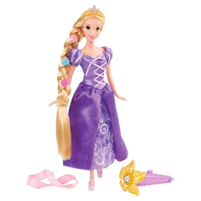 Disney Princess Tangled Decorate & Style Rapunzel Doll