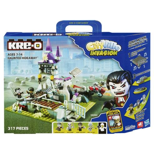 Kre-O Cityville Haunted House A3247