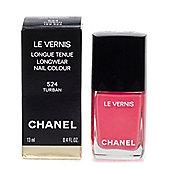 Chanel Le Vernis Coral Pink Nail Polish 524 Turban